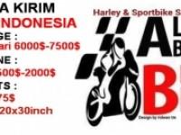 Jasa Kirim USA-INDONESIA