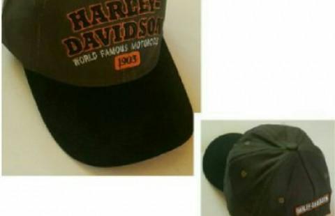 Topi harley
