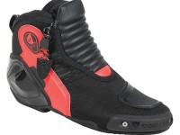 Sepatu Motor Dainese Dyno Boots Black Re