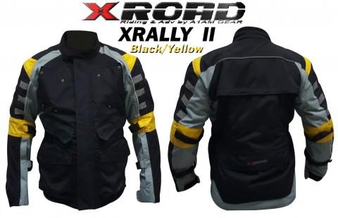 XROAD XRally ll jacket