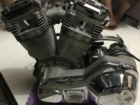 Harley Davidson Evolution Engine