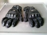 Sarung tangan bikers KOMINE GK - 120 Lea