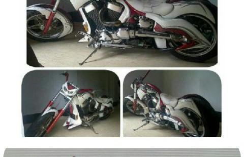 Suzuki inthruder chopper 1500cc