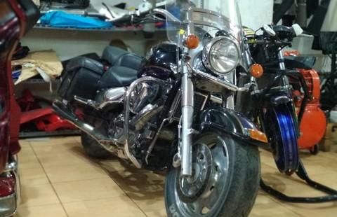 Suzuki VL 1500 LC Intruder