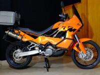 KTM PARIS DAKAR 950 2011 MODIF LIKE NEW