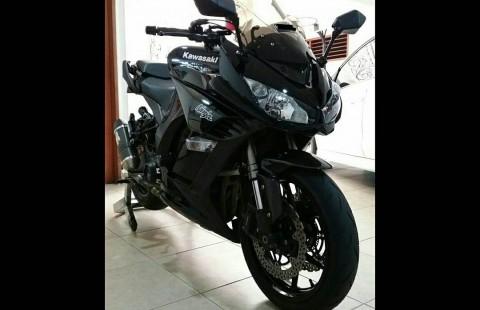 Kawasaki Ninja 1000 (Z1000SX) ABS