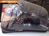 Harley davidson bubble cover