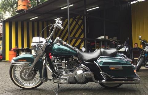 Harley Davidson roadking