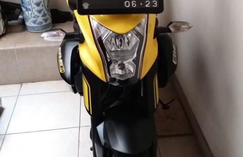 Kawasaki ER6N ABS 2018 Masih 100% Baru ga jadi pakai