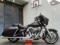 Harley Davidson STREET GLIDE Black Denim