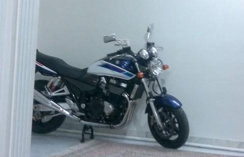 Suzuki GSX 1400cc