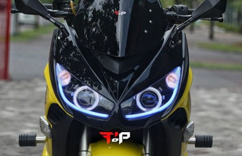 KAWASAKI NINJA 1000 2012 YELLOW ORIGINAL
