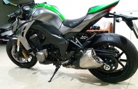 Kawasaki Z1000 Sugomi SE ABS 2014