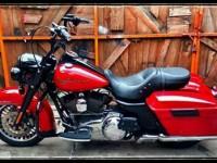 Harley Davidson Roadking 2010