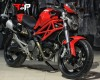 DUCATI MONSTER 692 RED 2011 LIKE NEW