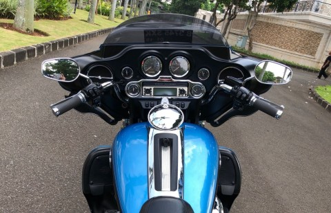 Harley Davidson Ultra Classic 2011 FP