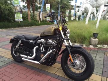 HD XL1200 Sportster 48 Murmer