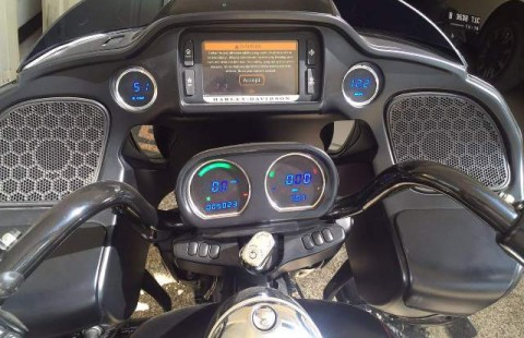 Harley Road Glide RG Special full acces