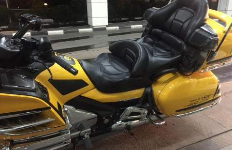 HONDA GOLDWING 2010 NON ABS