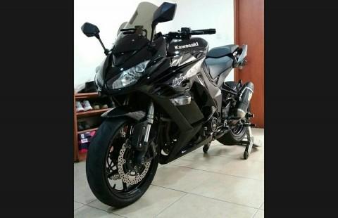 Kawasaki Ninja 1000 (Z1000SX) ABS KTRC 2015