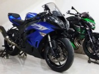 KAWASAKI ZX6R FP LIMITED MODIF LIKE NEW