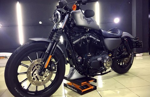 SPORTSTER IRON 883 2012NP