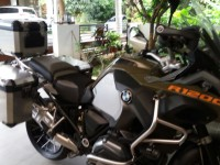 BMW GS 1200 advanture K 51 tahun 2015