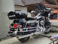 Harley Electra Police