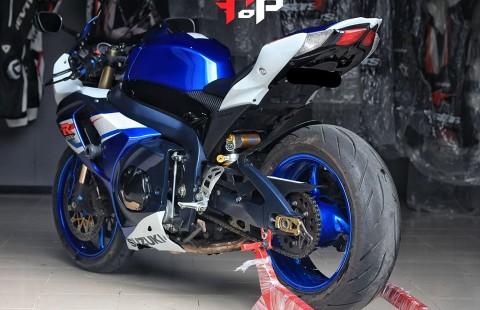 SUZUKI GSX-R 1000 2012 FULLSPEC OHLINS