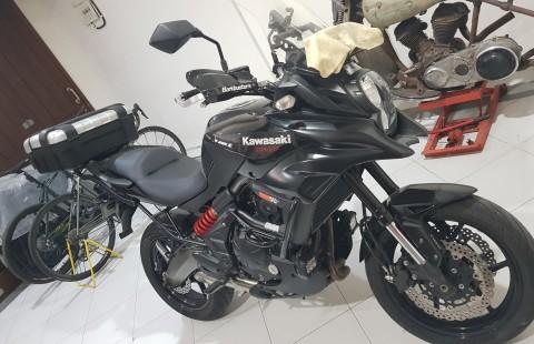 Dijual Kawasaki versys 650 abs