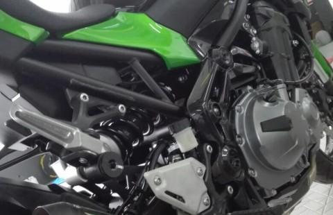 2017 Z900 FP low KM