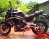 Kawasaki ER6N 650cc 2012 Hitam JUAL CEPA