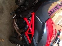 Diavel red carb